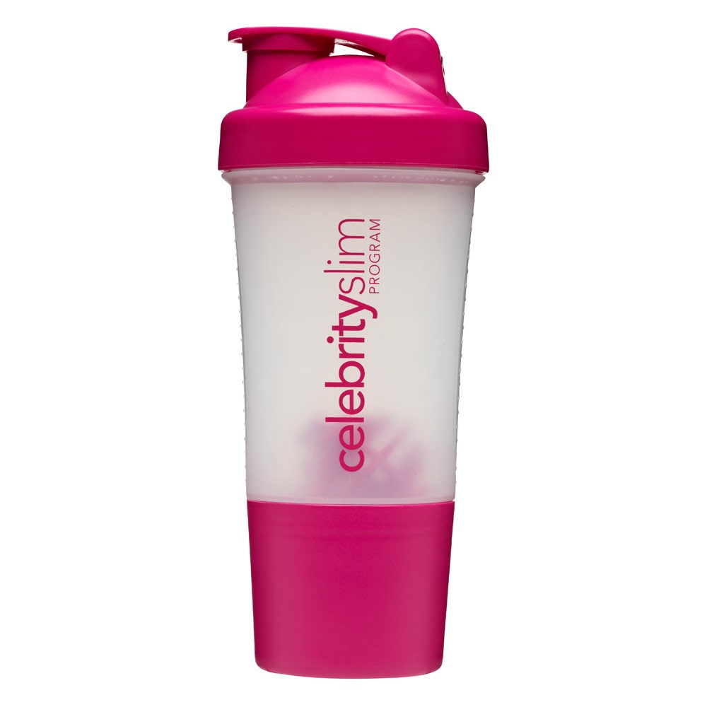 Celebrity Slim Shaker Bottle